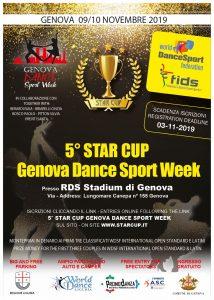 5° Starcup Genova Dance Sport Week