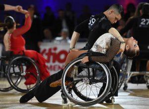 Genova 2021 Para Dance Sport World Cup